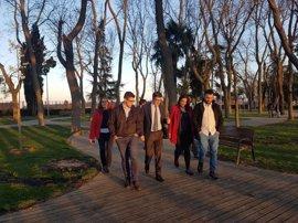 """Patxi López ve """"coincidencias"""" entre su proyecto y lo que pide la militancia"""