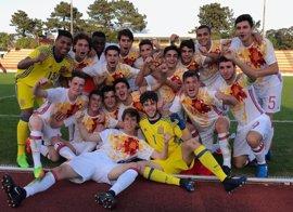 La selección española Sub-17 se clasifica para el Europeo tras ganar a Portugal