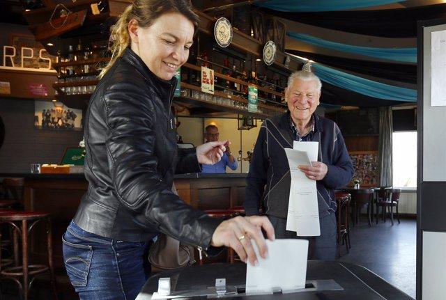 Elecciones en Países Bajos