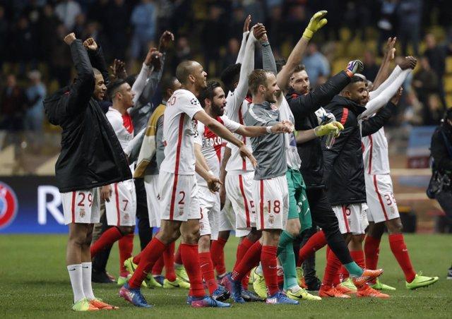 El AS Mónaco pasa a cuartos de la Champions