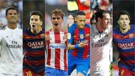El fútbol español domina la Champions en cuartos de final