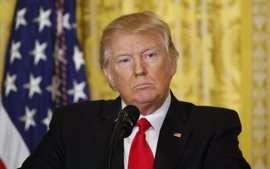 """El Departamento de Justicia expresa su """"total desacuerdo"""" con el bloqueo al decreto migratorio aprobado por Trump"""