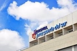 Un incendio afecta a la UCI de un hospital privado de Jerez sin causar heridos