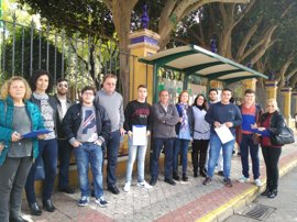 PP de Alcalá de Gudaíra vuelve a llevar al Pleno el bus lanzadera a la UPO y comienza campaña recogida firmas