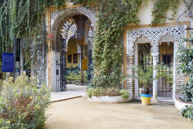 Primer año de apertura de la Casa de Las Dueñas en Sevilla