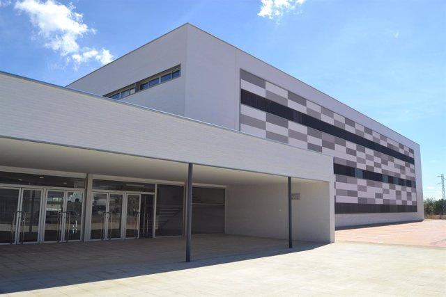 El nuevo instituto.