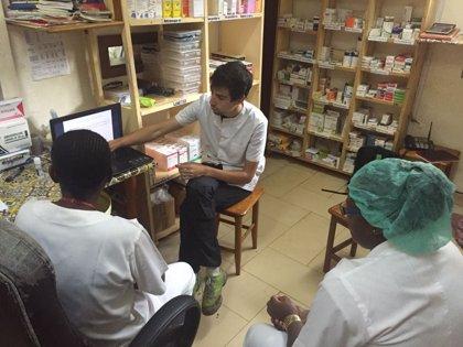 Farmecéuticos Sin Fronteras se alía con la empresa Unycop para poner en marcha el 'Proyecto Boticarios'