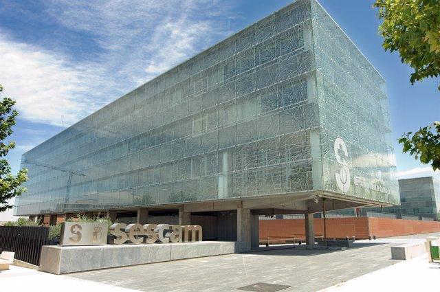 Edificio del Sescam