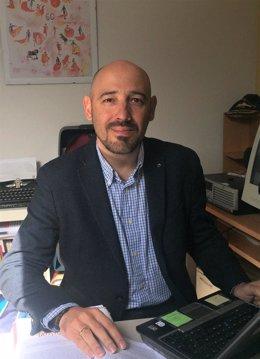 José María Prieto, profesor de Periodismo de la Univerdad Carlos III de Madrid