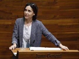 Carcedo defiende los avales a empresas públicas como herramienta eficaz y pide al PP que no los demonice