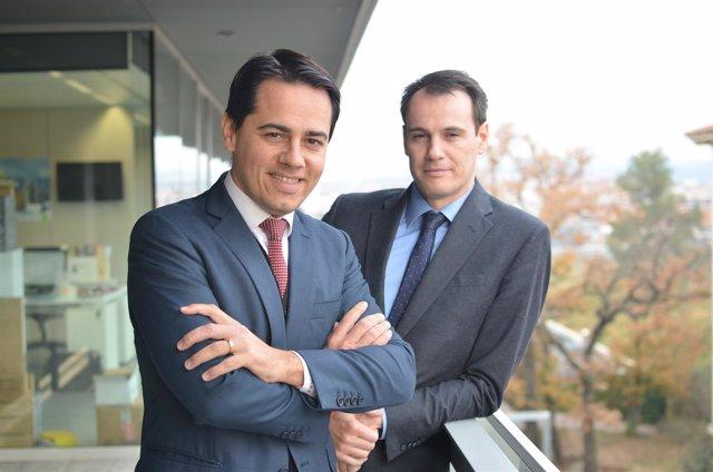 Miquel Àngel Bonachera y Sergi Audivert