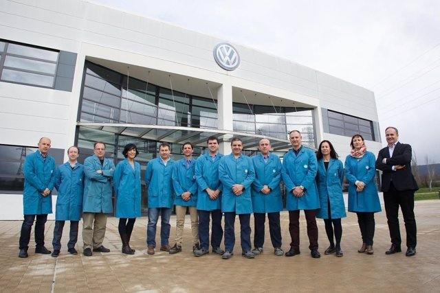 Volkwagen Academy Navarra cumple cinco años