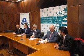 La multinacional Axalta contratará a decenas de titulados y becarios a través de la Universidad de Oviedo