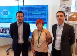 La Junta expone en Bruselas la experiencia de gestión de los fondos europeos de la ITI de Cádiz