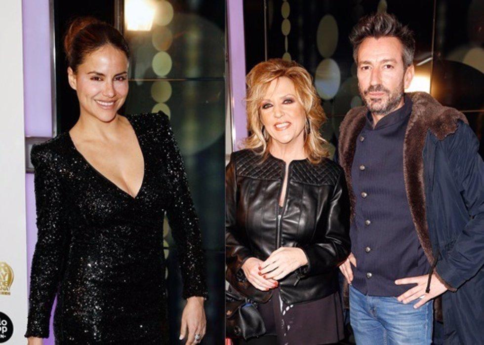 Mónica Hoyos, Lydia Lozano y David Valldeperas/ Europa Press Reportajes