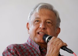 López Obrador presenta una denuncia contra Trump ante la CIDH por su plan de construir el muro