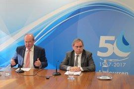 Consorcio Aguas Bilbao Bizkaia aportó 113,7 millones de euros al PIB vasco en 2015