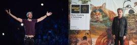 """Los conciertos de Jarre y Enrique Iglesias costarán """"cero euros"""" a las arcas públicas, según Martín"""