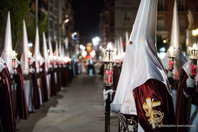 La Semana Santa cartagenera, preseleccionada entre las mejores de España