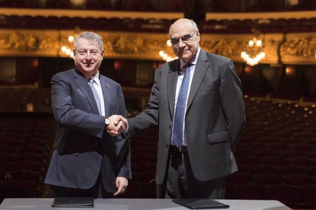; José Antonio Sánchez Y Salvador Alemany I Mas
