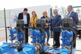 La Comunidad concluye las obras en la EDAR de San Pedro para que los regantes del Campo de Cartagena dispongan de agua