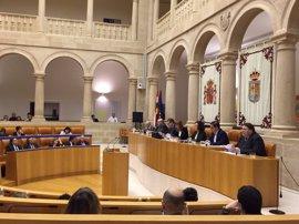El Parlamento de La Rioja aprueba los presupuestos de La Rioja con el apoyo del PP y la abstención de Ciudadanos