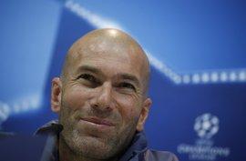 "Zidane: ""No creo que haya un entrenador que esté deseando enfrentarse al Leicester"""