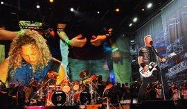 """Las entradas para los conciertos de Metallica serán nominativas y habrá un """"control exhaustivo"""" en los accesos"""