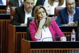 El equipo de Susana Díaz acepta el sistema que establezca la Gestora del PSOE para la financiación de la campaña
