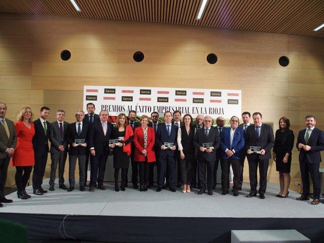 Premios Exito Empresarial