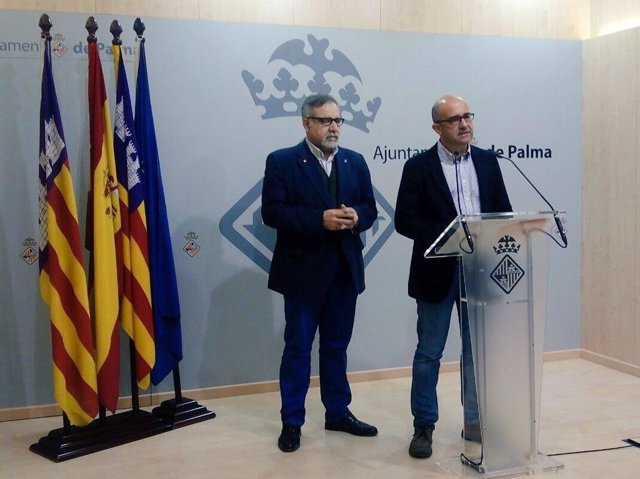 Cs Palma en rueda de prensa
