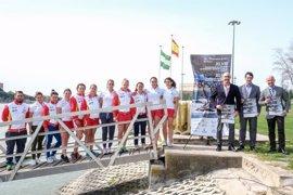 Cerca de 1.000 palistas participan en el XLVIII Campeonato de España de Invierno de Piragüismo
