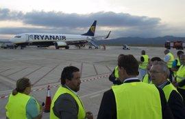 Ryanair anuncia una nueva ruta entre Castellón y Polonia con dos vuelos semanales a partir de octubre