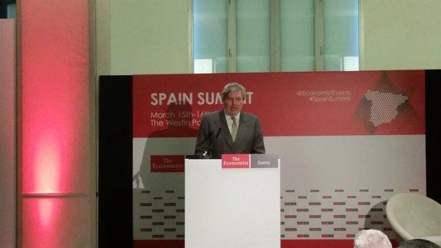 Méndez de Vigor en 'Spain Summit: The innovation economy'