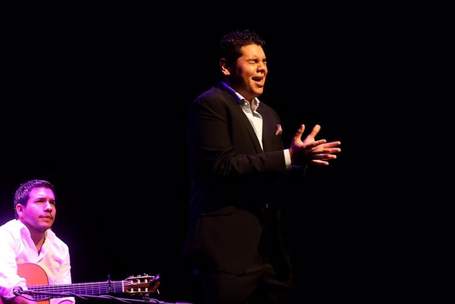 Cantaor flamenco