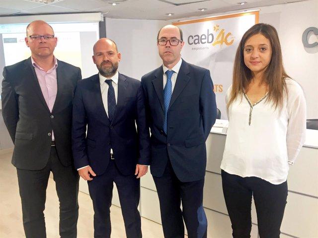 CAEB celebra una jornada sobre marcas, patentes y propiedad intelectual