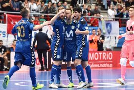 Movistar Inter, a evitar la resaca copera en su visita a Santiago