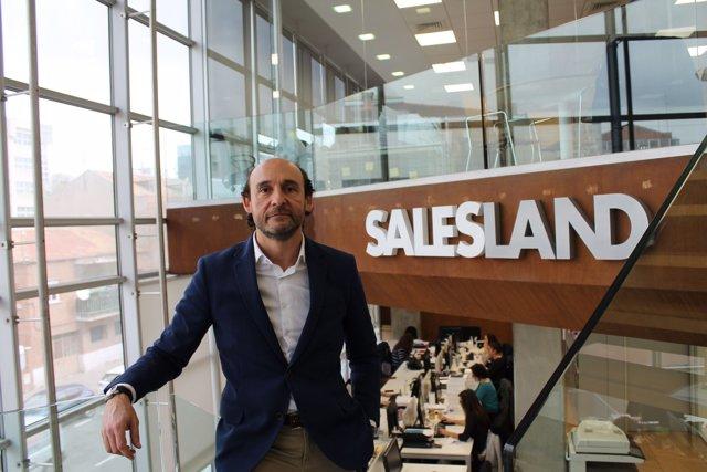 Manuel Amat, director de Salesland Brands