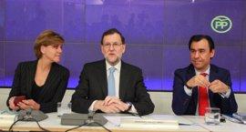 El PP inicia la renovación de sus estructuras regionales, con divisiones internas en Cantabria, Baleares, CyL y La Rioja