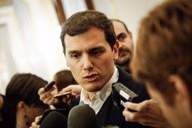 """Rivera (Cs): """"No se puede tener a gente en política haciendo contrabando de concejales"""""""