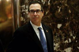 """El secretario del Tesoro asegura que EEUU no busca """"guerras comerciales"""""""