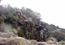 Argelia anuncia la muerte de dos presuntos terroristas en una operación en el noreste del país