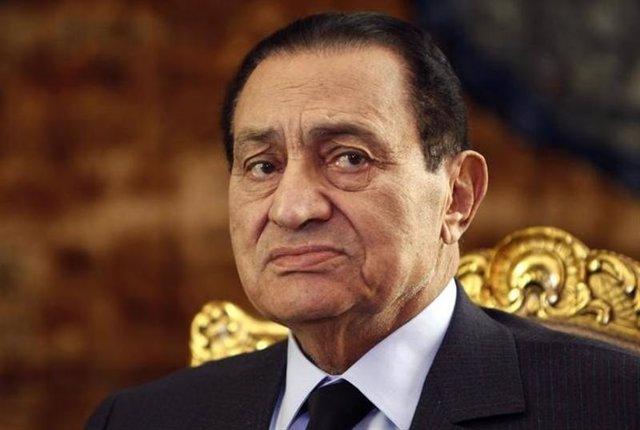 Ex presidente de Egipto Hosni Murabak