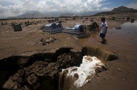 Perú cifra en doce los muertos por las intensas lluvias caídas en los últimos tres días