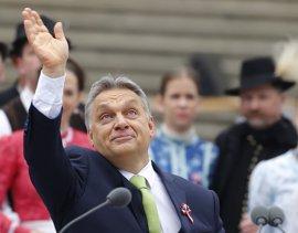 Hungría concluirá a finales de mayo la construcción de la segunda valla en la frontera