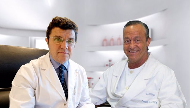 Dr. Ramón Vila-Rovira y Dr. Julio Millán