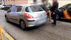Detenido en Puerto Real un ciberacosador reincidente por hostigar a menores en la red