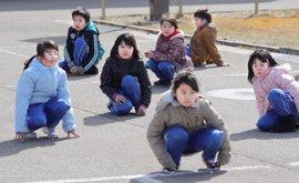 Primer simulacro con civiles en Japón por ataques con misiles de Corea del Norte