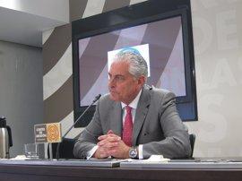 """Suárez (PP) dice que el proyecto de ley de Presupuestos es """"un engaño"""" que """"enfrenta a los aragoneses"""""""