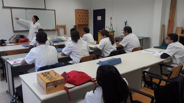 Participantes en un curso formativo.